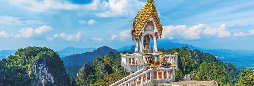 le sud de la Thaïlande